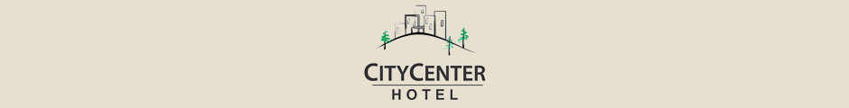 City Center Hotel - Logo Full