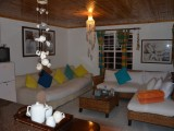 Seating Area, Two Bedroom Chalet | Koko Grove Chalets | Mahe, Anse Royale, Seychelles
