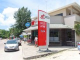 ATM MCB bank at Anse Royale