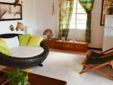 Living Area, One Bedroom Chalet | Kokogrove Chalets | Mahe, Anse Royale, Seychelles