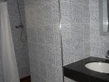 Bathroom - Anse Norwa Self Catering - Seychelles