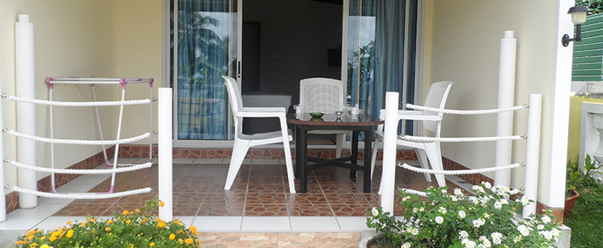 Anse Norwa Self Catering - Banner