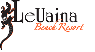 Leuaina Beach Resort - Logo Full