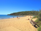 Main Beach Agnes Water 1770 Southern Great Barrier Reef Holiday Accommodation