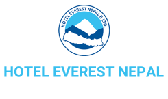 Hotel Everest Nepal - Logo Full