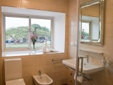 Washroom I | Axis Suites Hotel | Accra