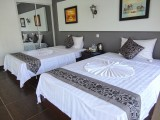 Deluxe Twin - Sea Breeze Resort - Sihanoukville Cambodia