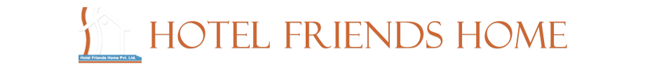 Hotel Friends Home - Logo Full