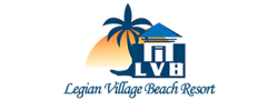 Legian Village Beach Resort - Logo Full