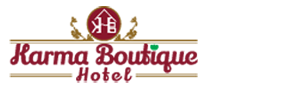 Karma Boutique Hotel - Logo Full