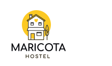 Maricota Hostel - Logo Full