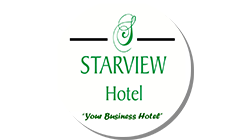 Starview Plaza Hotel - Logo Full