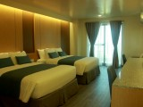 Deluxe Room Sea View | West Plaza Hotel at Lebuu Street | Koror, Palau