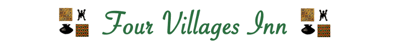 Four Villages Inn - Logo Full