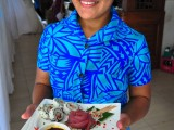 Mixed Yellowfin Sashimi & Sushi | Amoa Resort | Savaii, Samoa