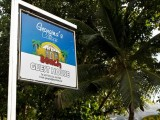 Sign Board | Georgina's Cottage Beach House | Seychelles