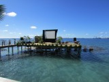 View from Poolside | Marshall Islands Resort | Majuro, Marshall Islands