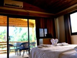 Betio Lodge fully furnished room